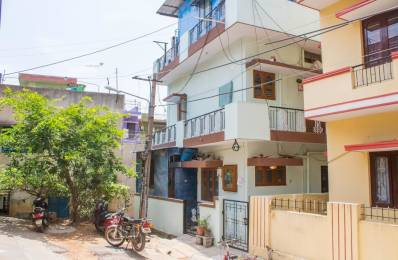 600 sqft, 2 bhk IndependentHouse in Builder Project Jai Bharat Nagar, Bangalore at Rs. 13000