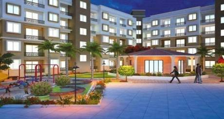 530 sqft, 1 bhk Apartment in Patel Shree Vallabh Aangan Karjat, Mumbai at Rs. 16.0000 Lacs