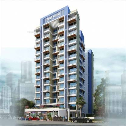 700 sqft, 1 bhk Apartment in Agarwal Blue Crest Panvel, Mumbai at Rs. 33.6000 Lacs