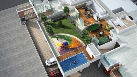 880 sqft, 2 bhk Apartment in Yashraj Sai Simran Karanjade, Mumbai at Rs. 50.0000 Lacs