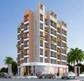 950 sqft, 2 bhk Apartment in Sambhav Kanha Shyam Residency 2 Karanjade, Mumbai at Rs. 45.6000 Lacs