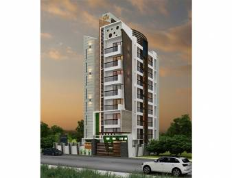 1050 sqft, 2 bhk Apartment in Builder Tulsi Majestic Court High Court Road, Kochi at Rs. 68.2500 Lacs