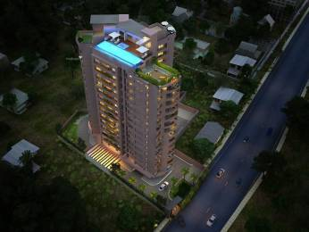 1616 sqft, 3 bhk Apartment in Tulsi Capitol Pointe Vennala, Kochi at Rs. 96.9600 Lacs