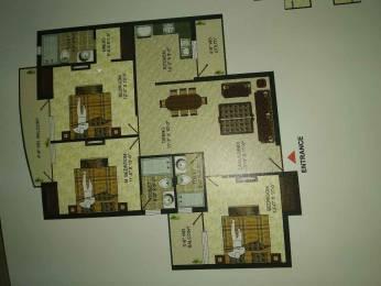 1675 sqft, 3 bhk Apartment in Pushpanjali Seasons Dayal Bagh, Agra at Rs. 50.0000 Lacs