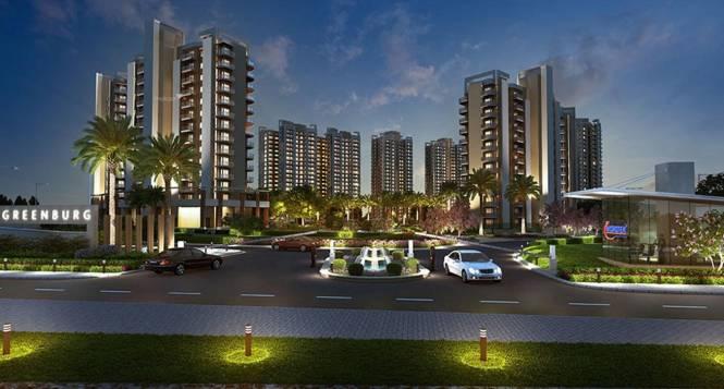 1895 sqft, 3 bhk Apartment in Microtek Greenburg Sector 86, Gurgaon at Rs. 1.2800 Cr
