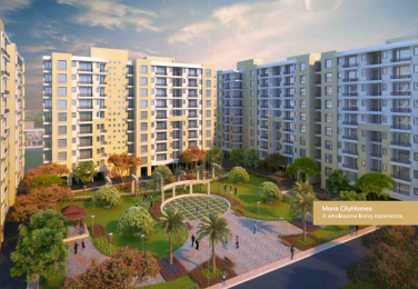 1500 sqft, 2 bhk Apartment in Mona City Sector 115 Mohali, Mohali at Rs. 34.0000 Lacs
