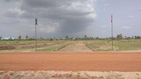 1350 sqft, Plot in Builder Jb serene resort Nagarjuna Sagar Road, Hyderabad at Rs. 5.2500 Lacs
