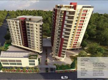 1616 sqft, 3 bhk Apartment in Builder Tulsi Capitol Pointe vytila Kochi Vytilla, Kochi at Rs. 96.9600 Lacs