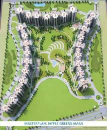850 sqft, 2 bhk Apartment in Jaypee Aman Sector 151, Noida at Rs. 28.0000 Lacs