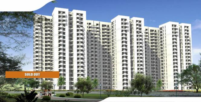 1050 sqft, 2 bhk Apartment in Jaypee Kensington Park Apartments Sector 133, Noida at Rs. 38.0000 Lacs