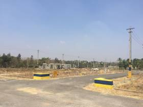 1,200 sq ft  Residential plot in Builder paradise enclave