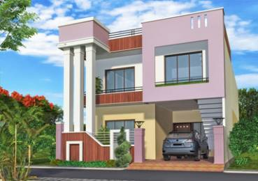 1507 sqft, 4 bhk BuilderFloor in Swapnil Swapnil Shaubhagya South City, Lucknow at Rs. 40.0000 Lacs