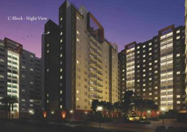 923 sqft, 2 bhk Apartment in Ramky One North Yelahanka, Bangalore at Rs. 51.0000 Lacs