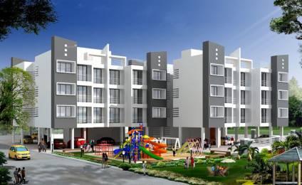 630 sqft, 1 bhk Apartment in Qualcon Greenwood Estate Taloja, Mumbai at Rs. 25.0000 Lacs