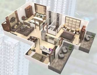 815 sqft, 2 bhk Apartment in Signature The Roselia Sector 95A, Gurgaon at Rs. 23.2697 Lacs