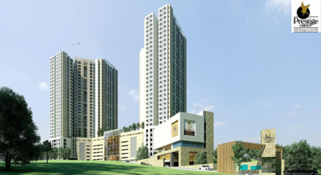677 sqft, 1 bhk Apartment in Prestige Valley Crest Bejai, Mangalore at Rs. 34.8655 Lacs