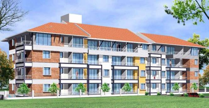 1290 sqft, 2 bhk Apartment in Builder Project Urwa, Mangalore at Rs. 51.0000 Lacs