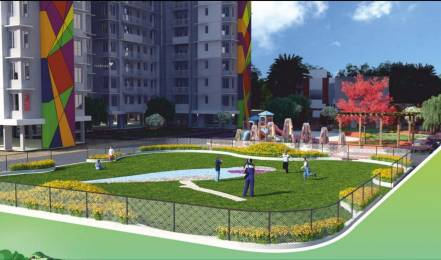 525 sqft, 1 bhk Apartment in Builder Humming Retreat Paarth Republic Kanpur Lucknow Road, Lucknow at Rs. 14.2500 Lacs
