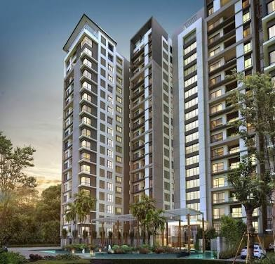 978 sqft, 2 bhk Apartment in Radiance Icon Koyambedu, Chennai at Rs. 83.1300 Lacs