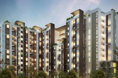 1444 sqft, 3 bhk Apartment in DRA 90 Degrees Madipakkam, Chennai at Rs. 87.3620 Lacs