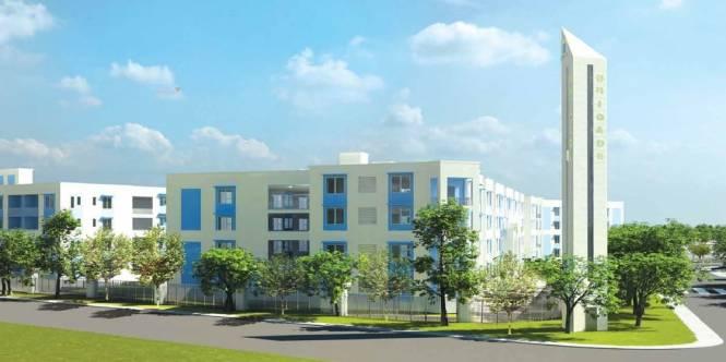 1190 sqft, 2 bhk Apartment in Builder Brigade xanadu Mogappair, Chennai at Rs. 70.0910 Lacs