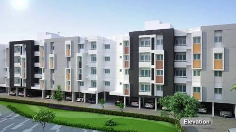 1277 sqft, 3 bhk Apartment in Casagrand Supremus Thalambur, Chennai at Rs. 53.6500 Lacs