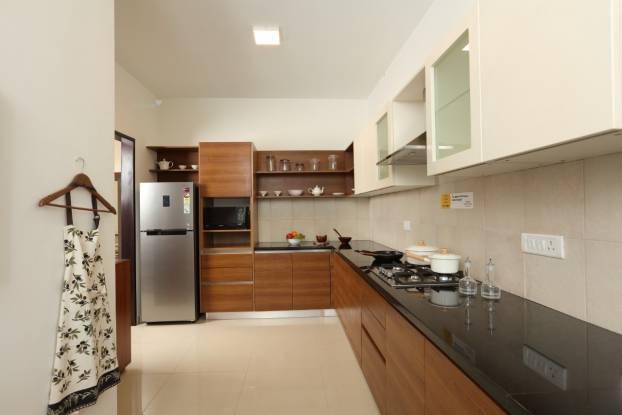 1190 sqft, 2 bhk Apartment in Builder Brigade xanadu Mogappair, Chennai at Rs. 93.5000 Lacs