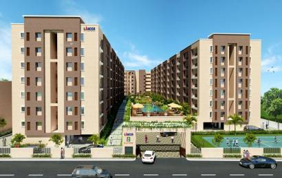 1020 sqft, 3 bhk Apartment in Lancor Altura Sholinganallur, Chennai at Rs. 63.1380 Lacs