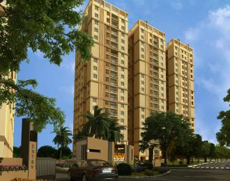 1441 sqft, 3 bhk Apartment in Pacifica Happiness Towers Padur, Chennai at Rs. 61.2000 Lacs