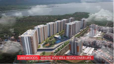 1079 sqft, 2 bhk Apartment in Builder Mahindra world city Mahindra life spaces developers Lakewoods Mahindra World City, Chennai at Rs. 39.9338 Lacs
