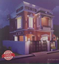 1150 sqft, 3 bhk Villa in Builder South india Capetown bungalows Ambattur, Chennai at Rs. 55.0000 Lacs