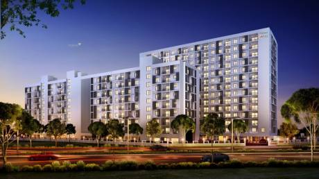 950 sqft, 2 bhk Apartment in Builder Fomra Fues Porur, Chennai at Rs. 46.5400 Lacs