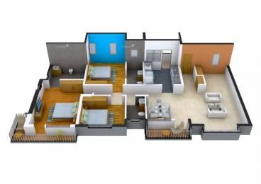 1947 sqft, 3 bhk Apartment in Mahindra Aqualily Singaperumal Koil, Chennai at Rs. 28000