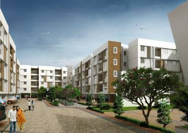 1036 sqft, 2 bhk Apartment in Tulive Dakshin Iyappanthangal, Chennai at Rs. 77.0000 Lacs
