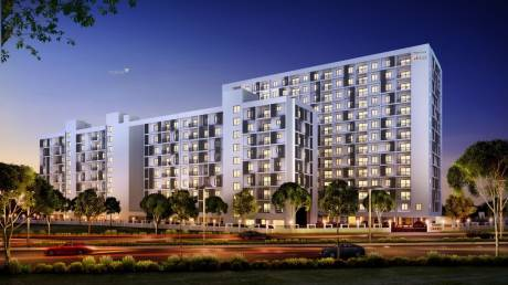 950 sqft, 2 bhk Apartment in Fomra Hues Porur, Chennai at Rs. 46.5400 Lacs