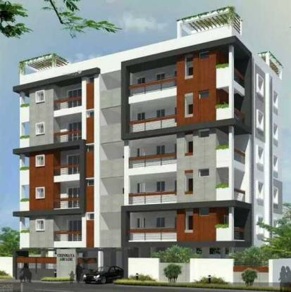 1850 sqft, 3 bhk Apartment in Builder CHINMAYA ARCADE Grand World Road, Tirupati at Rs. 55.4815 Lacs