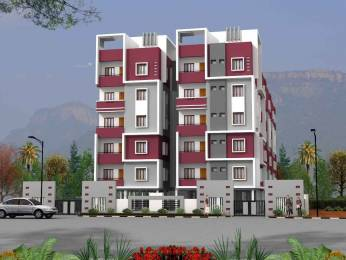 1601 sqft, 3 bhk Apartment in Builder TULIP RESIDENCY Cherlopalli Alipiri Road, Tirupati at Rs. 51.2320 Lacs
