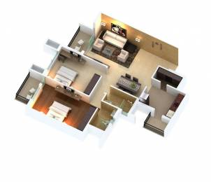 900 sqft, 2 bhk Apartment in Builder Project Baner, Pune at Rs. 68.0000 Lacs