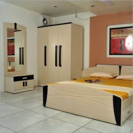 1200 sqft, 1 bhk Apartment in ABCZ East Sapphire Sector 45, Noida at Rs. 13000