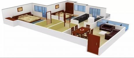 965 sqft, 2 bhk Apartment in Aditya Luxuria Estate Dasna, Ghaziabad at Rs. 5500