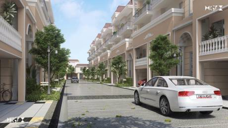 1410 sqft, 3 bhk Apartment in Builder riverdale aerovista Aerocity Road, Mohali at Rs. 39.6000 Lacs