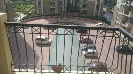 1265 sqft, 2 bhk Apartment in Purvanchal Silver City 2 PI, Greater Noida at Rs. 10500