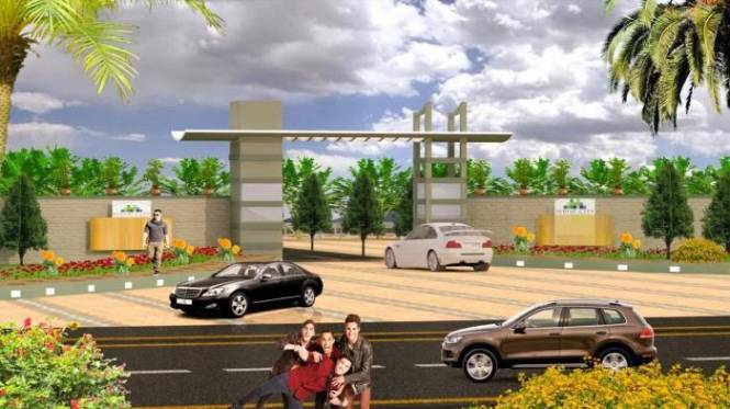 800 sqft, Plot in Pearls Avenue Vrindavan Yojna, Lucknow at Rs. 6.8000 Lacs