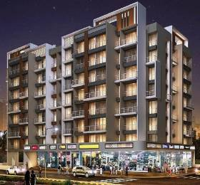 975 sqft, 2 bhk Apartment in Amrut Sai Amrut Paradise Karanjade, Mumbai at Rs. 61.0000 Lacs