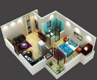 590 sqft, 1 bhk Apartment in Pritam Satyam Tower Nala Sopara, Mumbai at Rs. 21.0000 Lacs