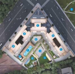 750 sqft, 1 bhk Apartment in Amardeep Anutham Mulund East, Mumbai at Rs. 1.1000 Cr