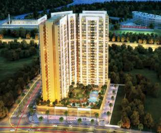 360 sqft, 1 bhk Apartment in Bhairaav Goldcrest Residency Phase 1 Ghansoli, Mumbai at Rs. 82.0000 Lacs