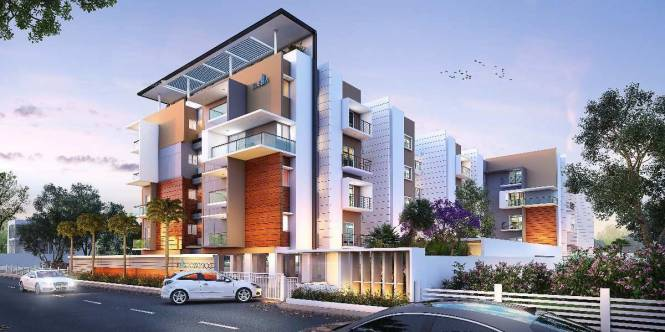 985 sqft, 2 bhk Apartment in Subha Essence Chandapura, Bangalore at Rs. 28.5650 Lacs