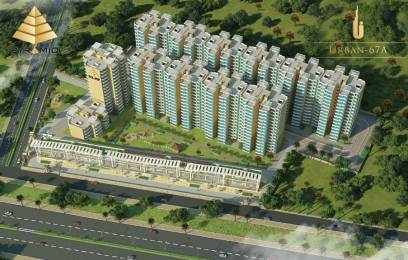 777 sqft, 2 bhk Apartment in Pyramid Urban 67A Sector 67, Gurgaon at Rs. 24.4000 Lacs
