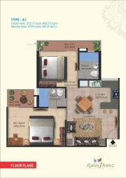 786 sqft, 2 bhk Apartment in Lotus Homz Sector 111, Gurgaon at Rs. 24.6500 Lacs
